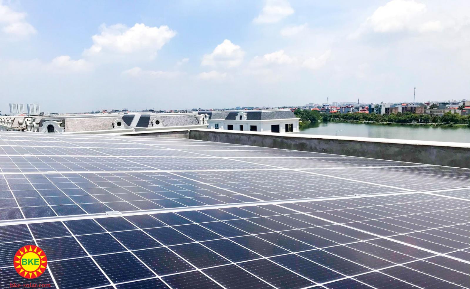 Dự án NLMT áp mái công suất 20kW tại Hà Nội