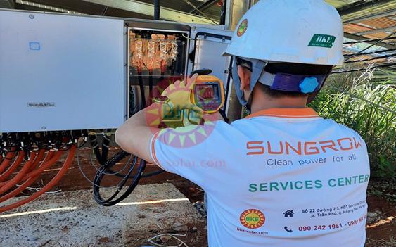 BKE-Solar dịch vụ bảo dưỡng sửa chữa chuyên nghiệp uy tín