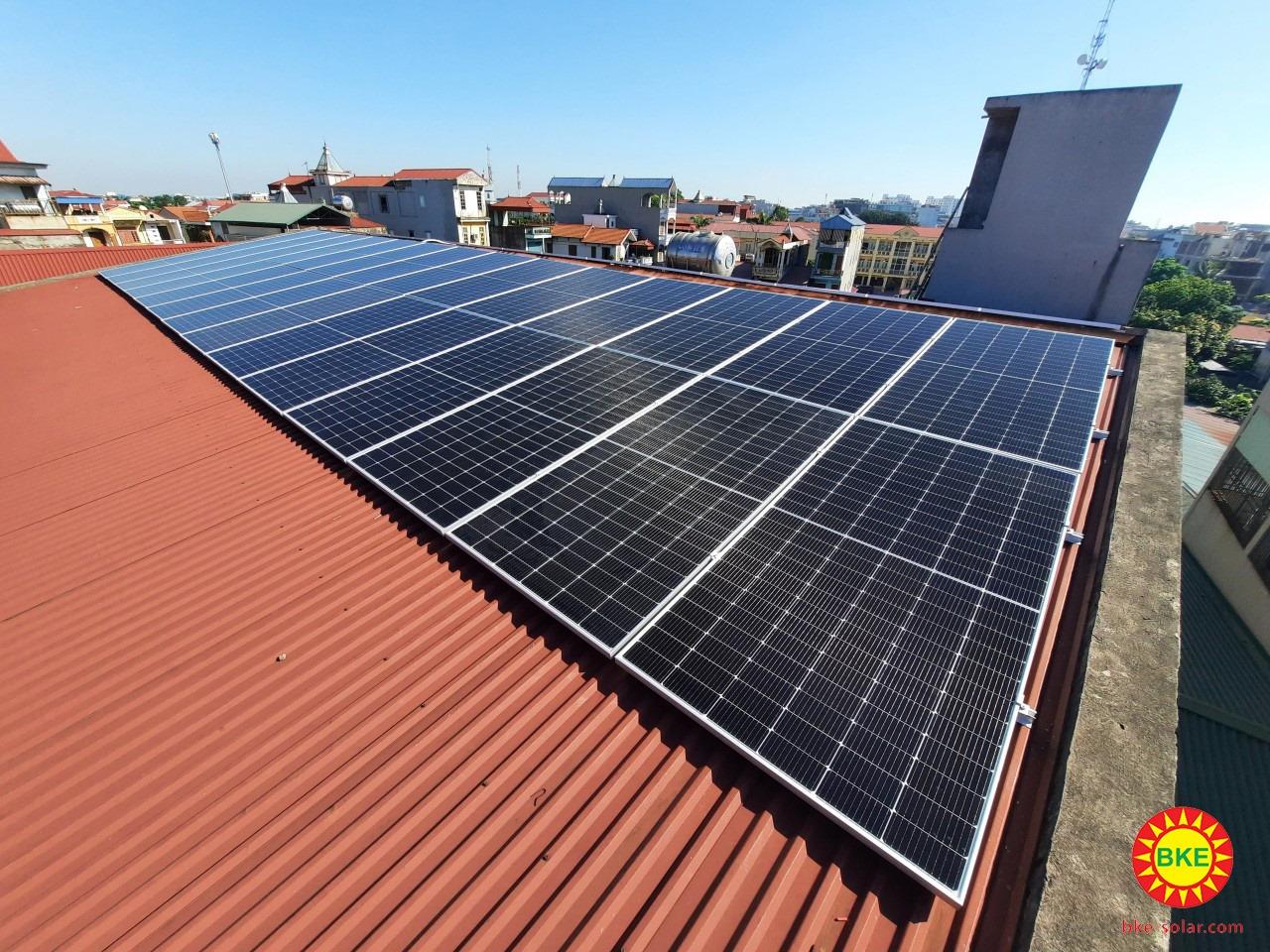 Nhà phân phối chính hãng pin năng lượng mặt trời JA & Hyundai