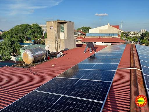 Lắp đặt hệ thống điện mặt trời cho gia đình