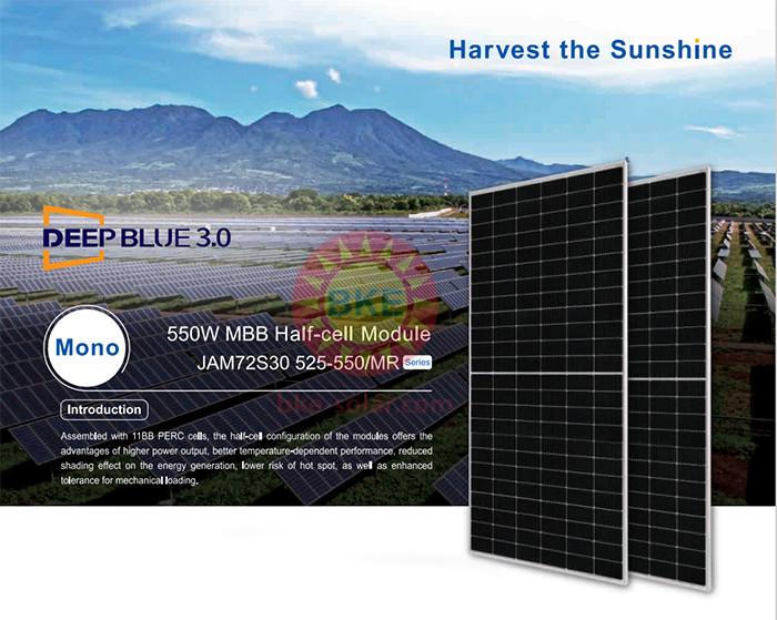 Lắp pin năng lượng mặt trời cho doanh nghiệp, hộ gia đình