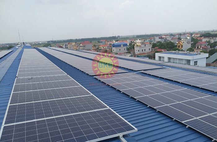 Có nên lắp hệ thống điện mặt trời cho các tỉnh miền Bắc không?