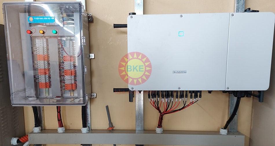 BKE-SOLAR- Dịch vụ chăm sóc hệ thống SOLAR sau bán hàng