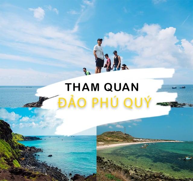 Tham Quan Đảo Phú Quý-Hòn Đảo Ngọc
