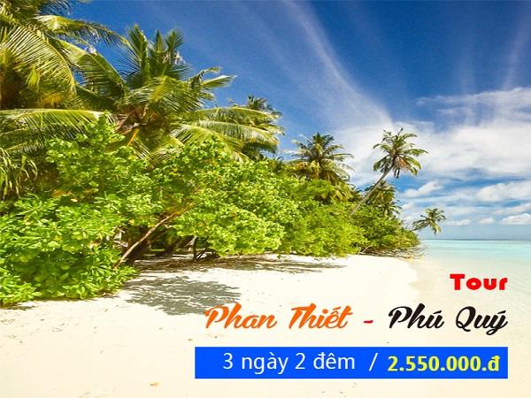 Tour Đảo Phú Qúy (3N2Đ)